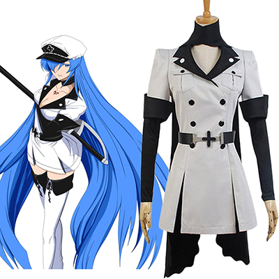 Disfraces Akame ga Kill Esdeath Cosplay