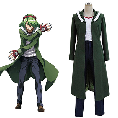 Costume Akame ga Kill Lubbock Cosplay Déguisement