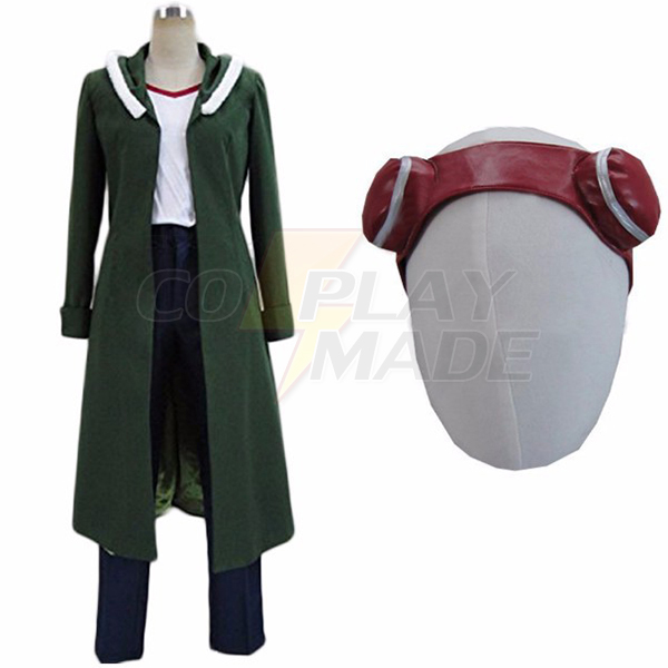 Akame ga Kill Lubbock Cosplay Costume