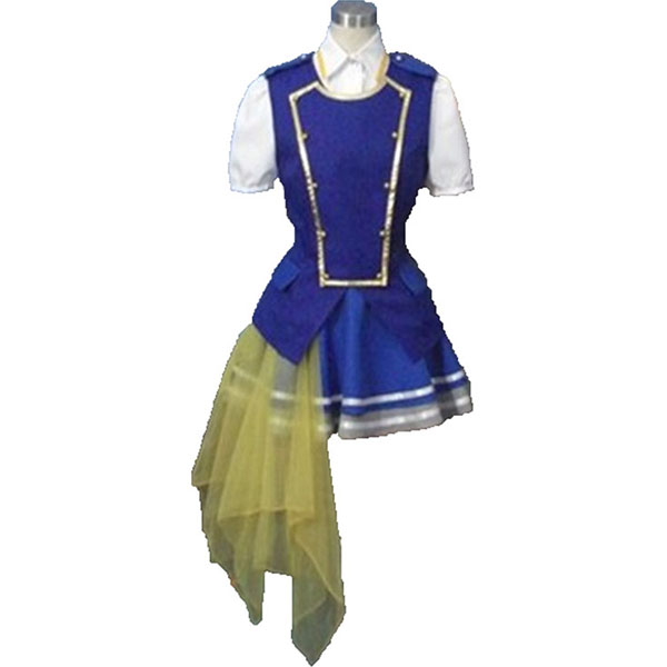 AKB0048 Season 2 Nagisa Motomiya Cosplay Costume