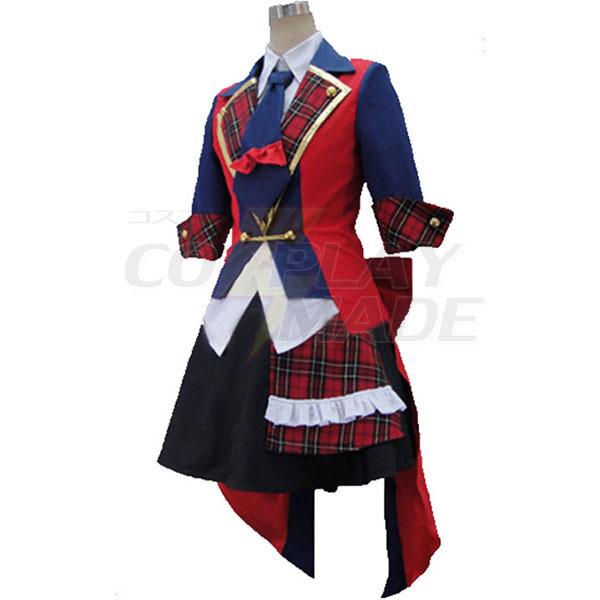AKB0048 Attack Group Sae Miyazawa Cosplay Costume