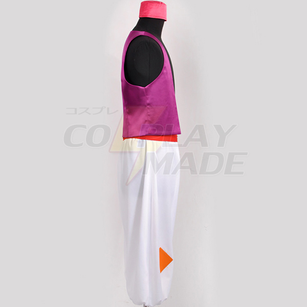 Aladdin Adult Full Sets Cosplay Costume Stage Performence Clothes