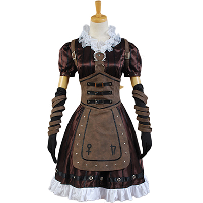 Alice Madness Returns Alice Stream Cosplay Kostuum