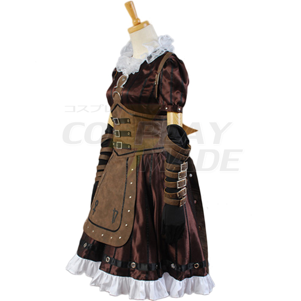 Disfraces Alice Madness Returns Alice Stream Cosplay