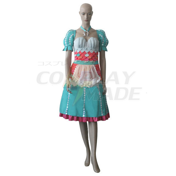 Alice: Madness Returns Alice Dress Cosplay Costume