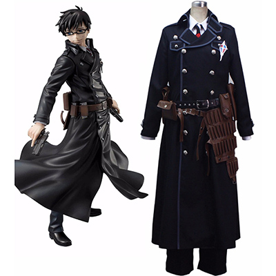 Costume Blue Exorcist Okumura Yukio True Cross Academy Cosplay Déguisement