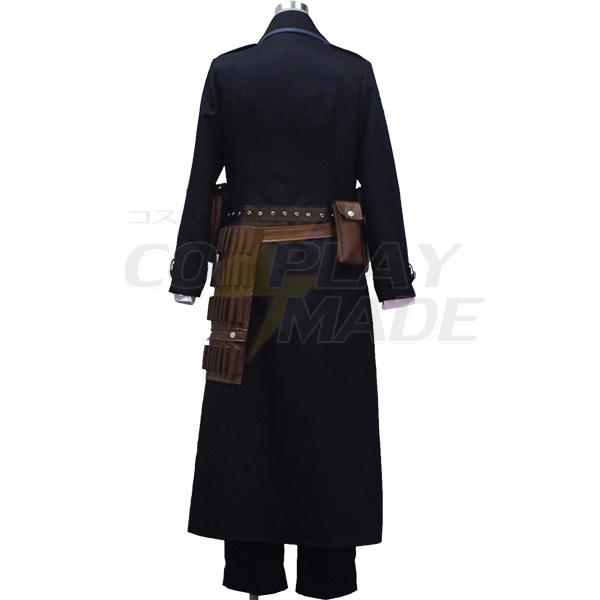 Costumi Blu Exorcist Okumura Yukio True Cross Academy Cosplay