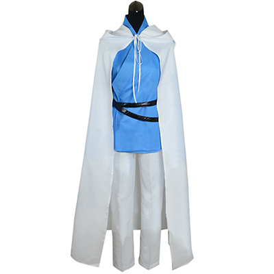 Costume The Heroic Legend of Arslan Arslan Wars Record Narcasse Cosplay Déguisement