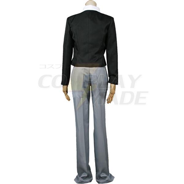 Assassination Classroom Class 3-E Karma Akabane Cosplay Costume