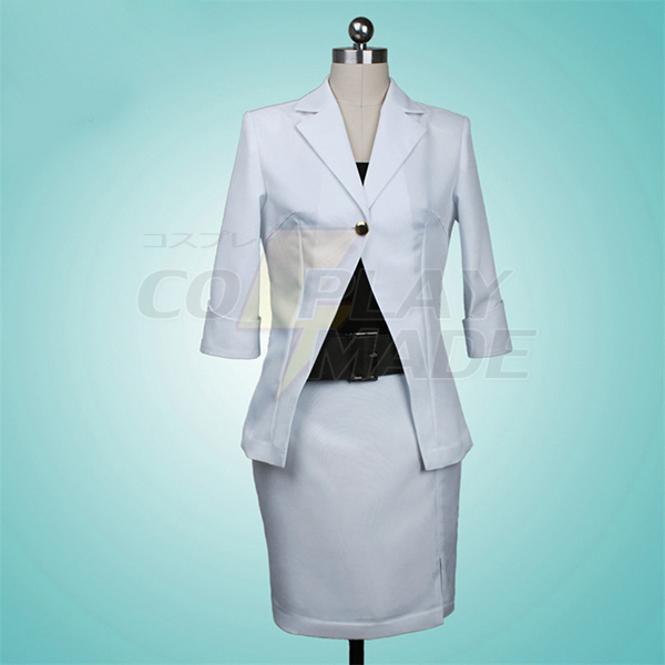 Costumi Assassination Classroom Irina Jelavich Vestito Suit Cosplay