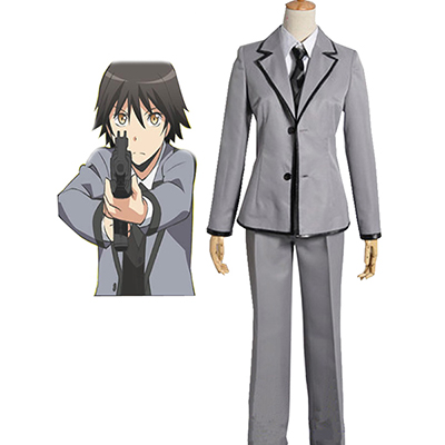 Assassination Classroom Kunugigaoka Junior Class 3-E Boy's Cosplay Costume