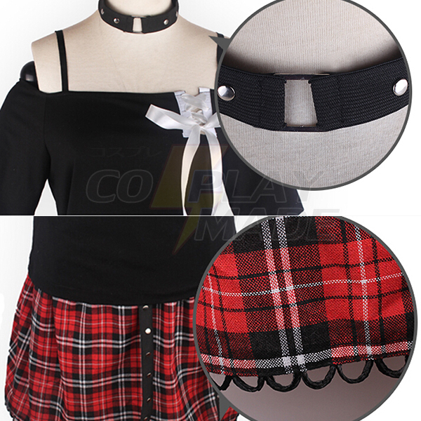Assassination Classroom Shiota Nagisa Dress Cosplay Costume