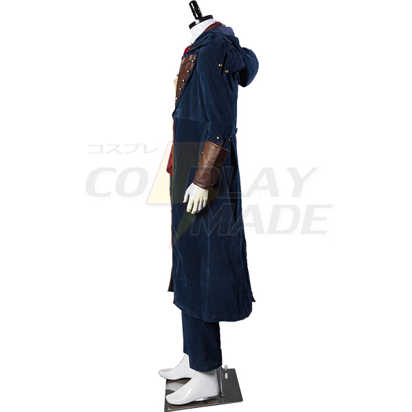 Assassin\'s Creed 5 Arno Victor Dorian Cosplay Costume Full Set