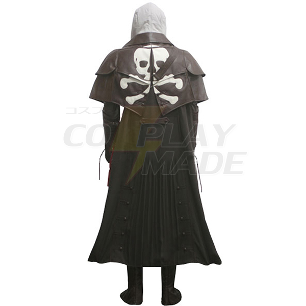 Assassin S Creed Iv Edward Kenway Black Flag Cosplay Costume