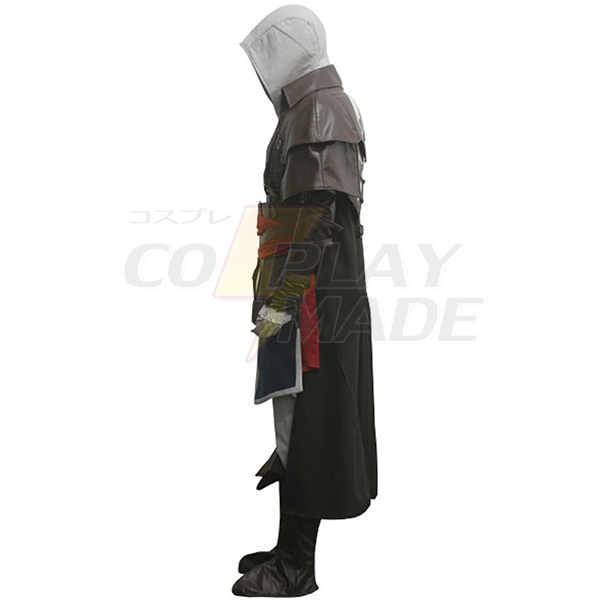 Disfraces Assassin\'s Creed IV Edward Kenway Negro Flag Cosplay