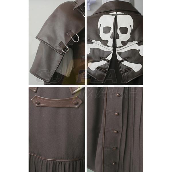 Costumi Assassin\'s Creed IV Edward Kenway Nero Flag Cosplay