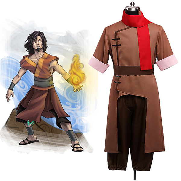 Disfraces Avatar: The Last Airbender Avatar Won Cosplay