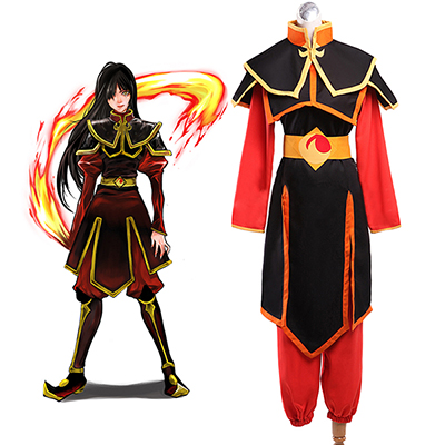 Avatar: The Last Airbender Avatar Azula Cosplay Costume