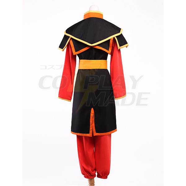 Costumi Avatar: The Last Airbender Avatar Azula Cosplay