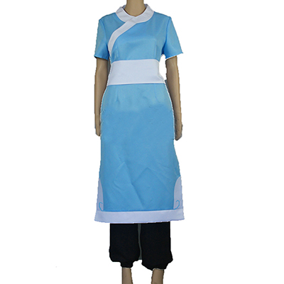 Avatar: The Last Airbender Avatar Katara Cosplay Costume