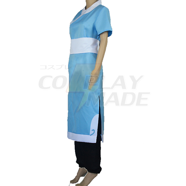 Costumi Avatar: The Last Airbender Avatar Katara Cosplay