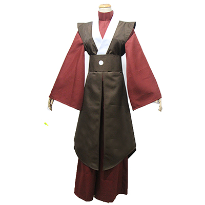 Avatar: The Last Airbender Avatar Mai Cosplay Costume