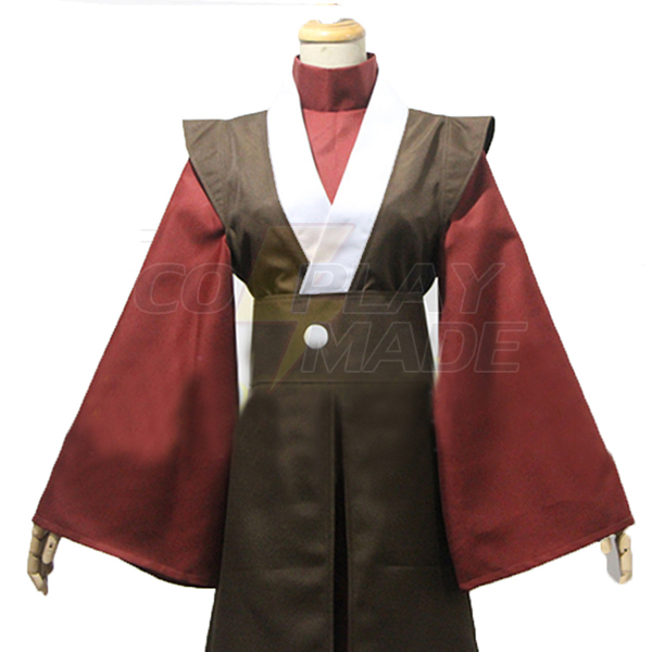 Costumi Avatar: The Last Airbender Avatar Mai Cosplay