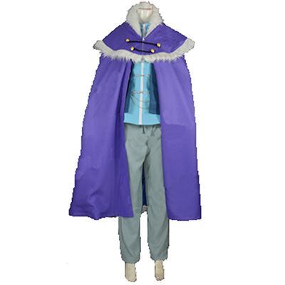 Avatar: The Last Airbender Avatar Varrick Cosplay Costume