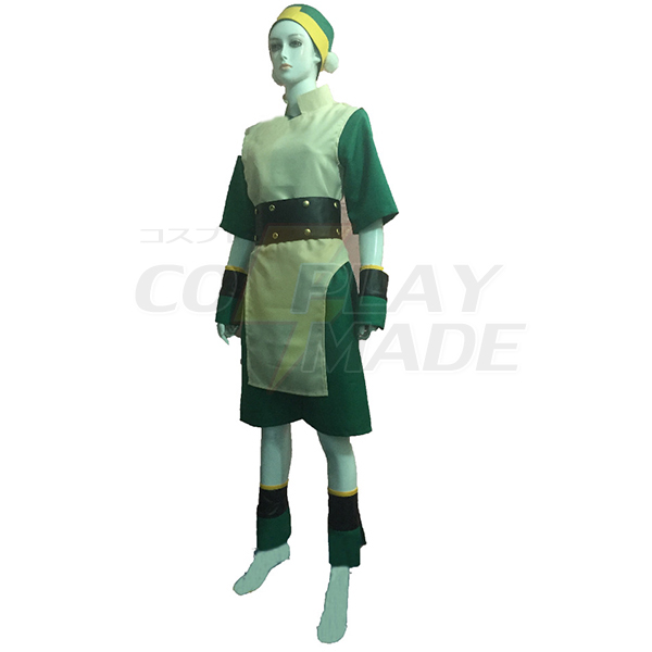 Disfraces Avatar: The Last Airbender Avatar Toph Bei Fong Cosplay