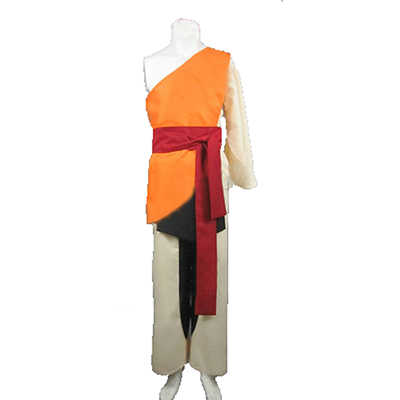 Avatar: The Last Airbender Avatar Aang Cosplay Costume