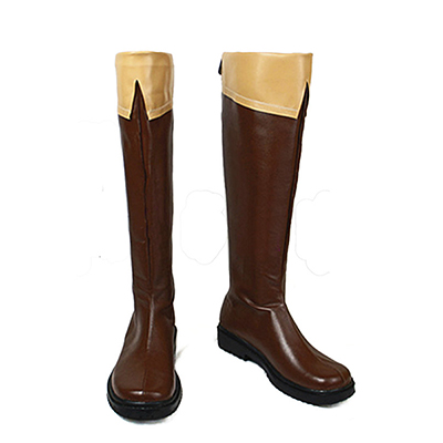 Axis Powers Hetalia APH Russia Cosplay Boots Handmade Shoes