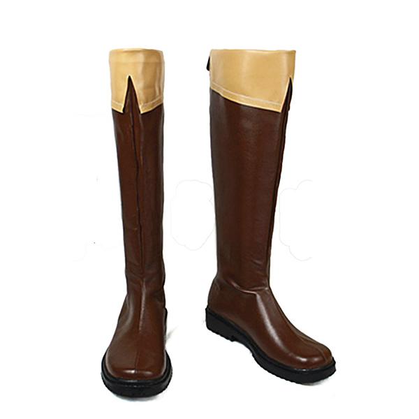 Axis Powers Hetalia APH Russia Cosplay Boots Handmade Shoes