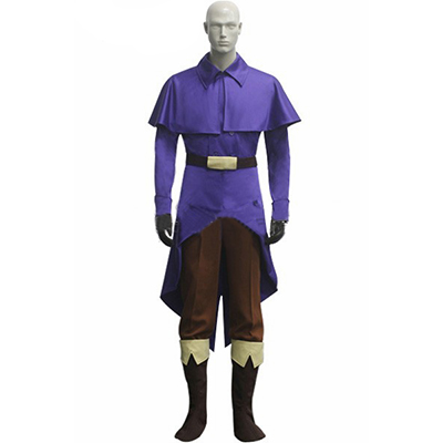 Axis Powers Hetalia APH France Uniform Cosplay Costume