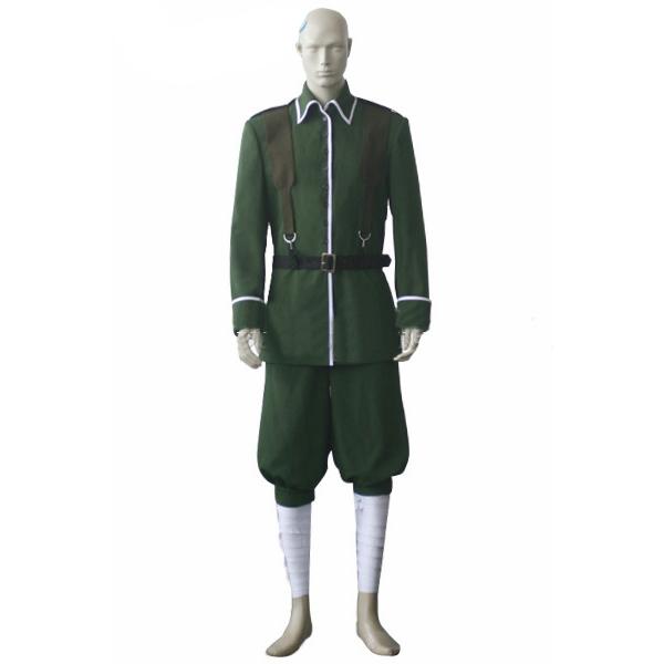 Disfraces Axis Powers Hetalia APH Germany Uniforme Cosplay