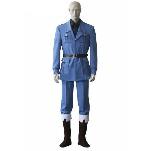Axis Powers Hetalia APH Italy Uniform Cosplay Costume