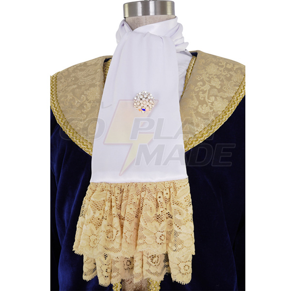Disfraces Beauty and the Beast Prince Dan Stevens Cosplay
