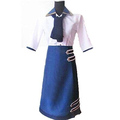 Bioshock Infinite 3 Elizabeth Daisy Fitzroy Cosplay Costume