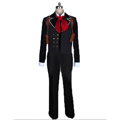 Costume Bioshock Infinite Booker DeWitt Cosplay Déguisement