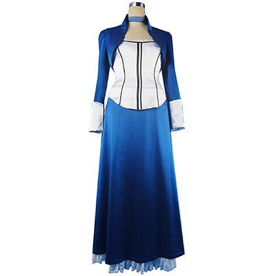 Bioshock Infinite Elizabeth Cosplay Costume Fancy Dress