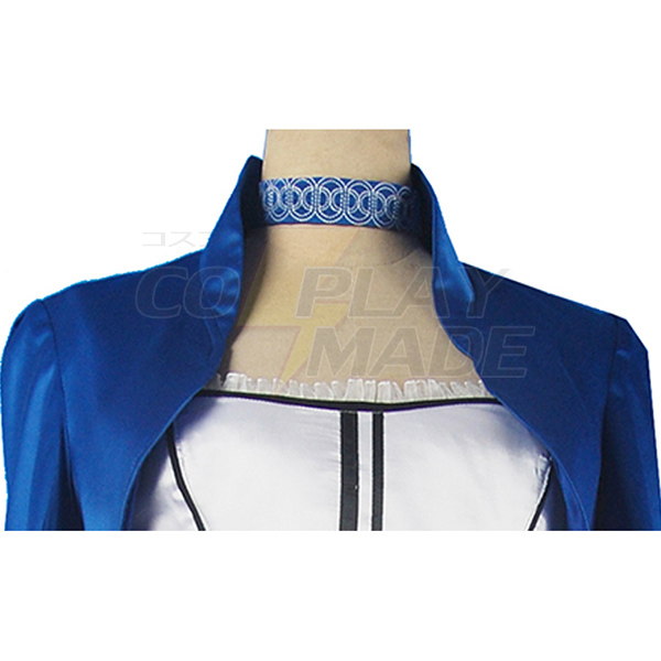 Costumi Bioshock Infinite Elizabeth Cosplay Fancy Vestito