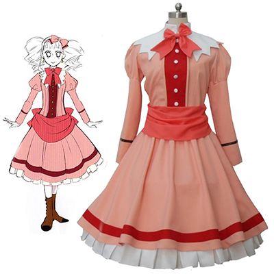 Black Butler 2 Kuroshitsuji Elizabeth Midford Liz Cosplay Kostyme