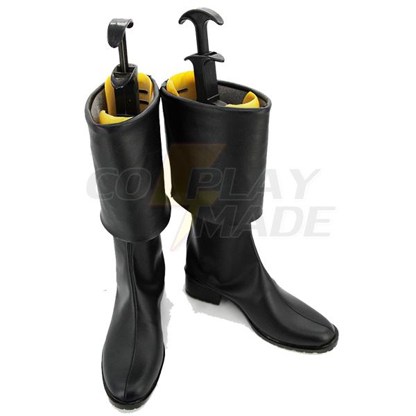 Black Butler 2 Kuroshitsuji Pirate Ciel Cosplay Boots