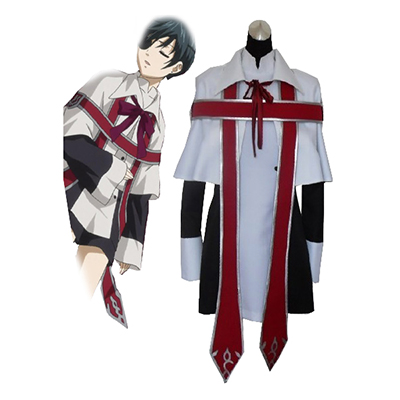 Costume Black Butler Kuroshitsuji Ciel Phantomhive Uniform Cosplay Déguisement