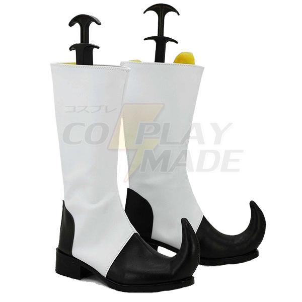 Black Butler Kuroshitsuji Circus Dagger Cosplay Boots