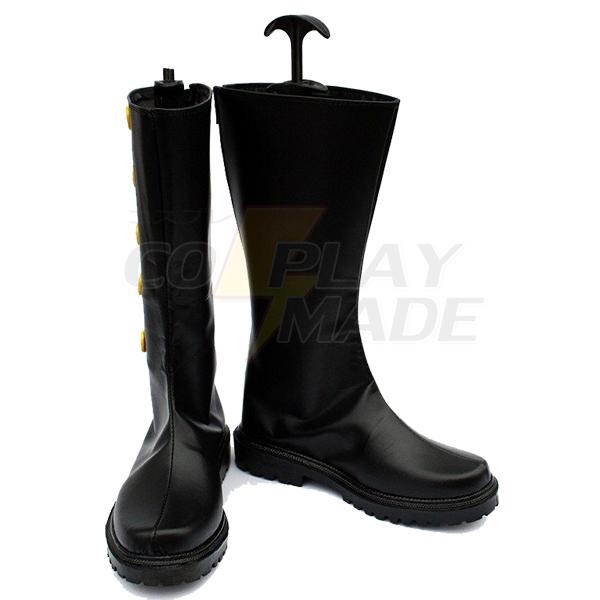 Black Butler Kuroshitsuji Doll Maker Drocell Caines Cosplay Boots
