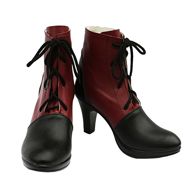 Black Butler Kuroshitsuji Grell Sutcliff Cosplay Boots