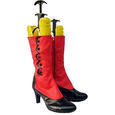 Black Butler Kuroshitsuji Madame Rot Faschings Cosplay Stiefel