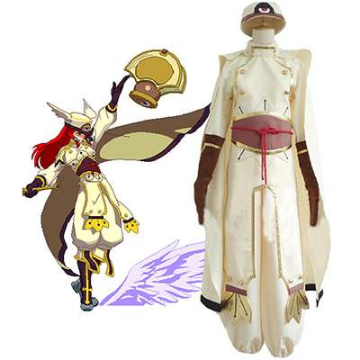 Blazblue Continuum Shift Tsubaki Yayoi Cosplay Costume