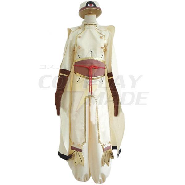 Costumi Blazblue Continuum Shift Tsubaki Yayoi Cosplay