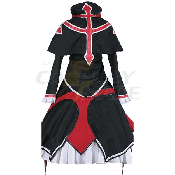 Blazblue Rachel Alucard Cosplay Costume Custom Made